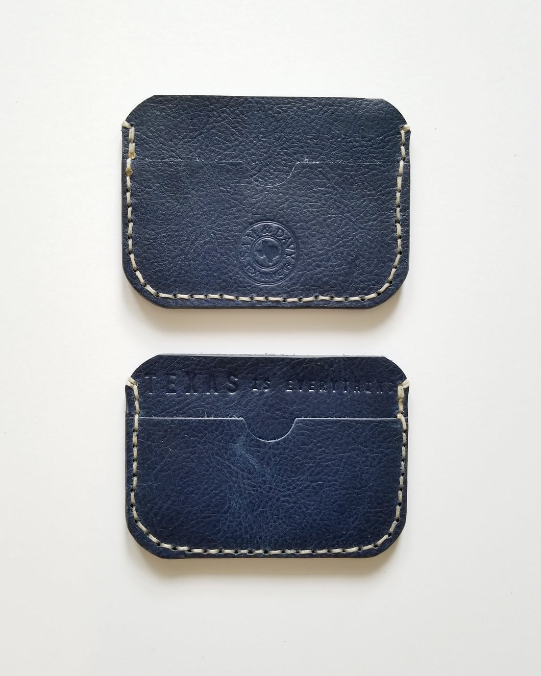 Texas is Everything Wallet - Navy