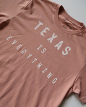 Load image into Gallery viewer, The Texas is Everything Tee (Unisex Ash Pink/White)