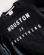 Load image into Gallery viewer, The Houston is Everything Crewneck (Unisex Black/White)
