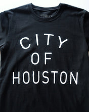 Load image into Gallery viewer, The City of Houston Tee (Unisex Black/White)
