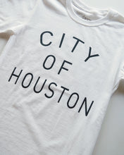 Load image into Gallery viewer, The City of Houston Tee (Unisex White/Black)