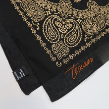 Load image into Gallery viewer, Texan Embroidered Bandana