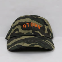 Load image into Gallery viewer, The HTOWN Camo Hat