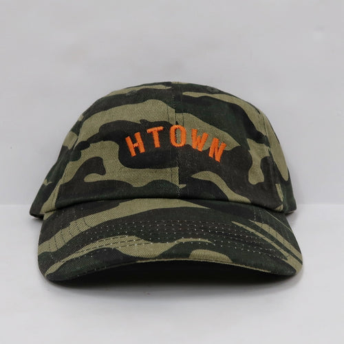 The HTOWN Camo Hat