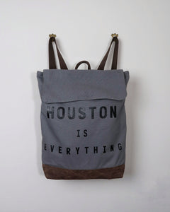 The Houston is Everything Rucksack (Grey)