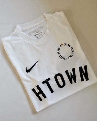 The HTOWN Jersey - Limited Edition (White)
