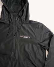Load image into Gallery viewer, The HTOWN Reflective Windbreaker (Unisex Black)