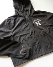 Load image into Gallery viewer, From the H Women's Cropped Windbreaker