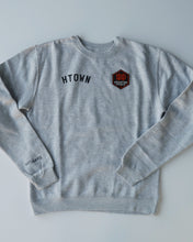 Load image into Gallery viewer, The Sam & Davy & Houston Dynamo Crewneck (Unisex Grey)