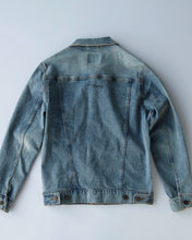 Load image into Gallery viewer, The Sam & Davy ×  Houston Dash HTOWN Denim Jacket (Unisex)