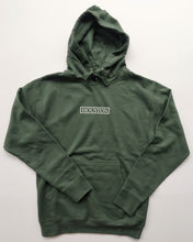 Load image into Gallery viewer, The Houston Stamp Hoodie (Unisex Evergreen)