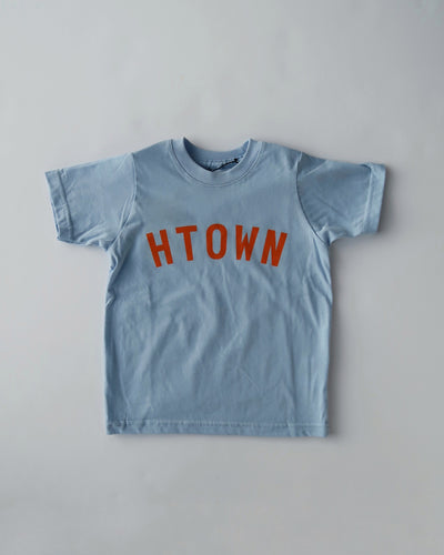 Toddler HTOWN Tee (Space City Blue)