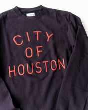 Load image into Gallery viewer, The City of Houston Crewneck (Unisex Navy/Red)