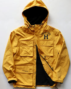 From the H Jacket (Yellow/Black)