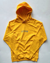 Load image into Gallery viewer, Mini HTOWN Hoodie (Yellow/Grey)