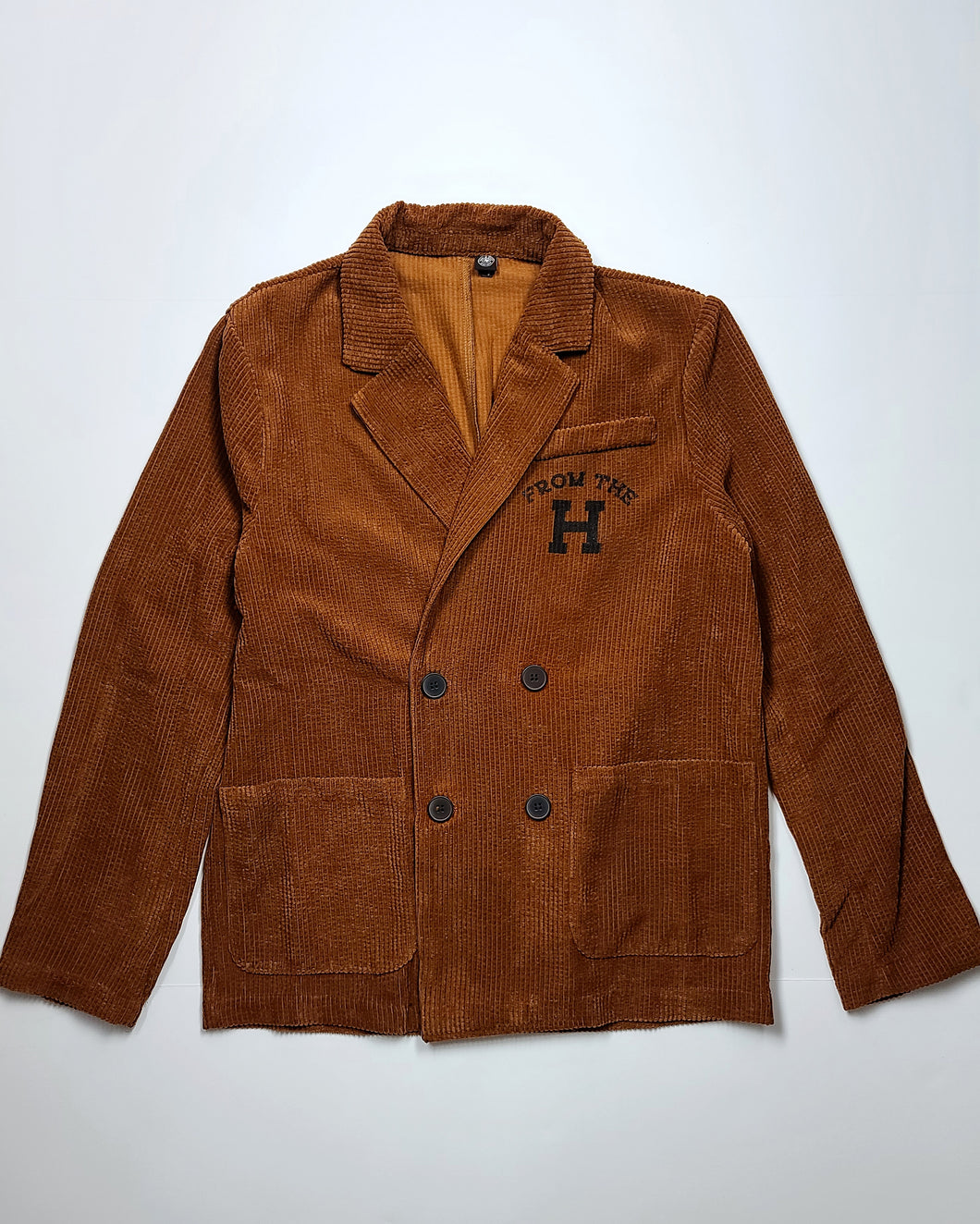 From the H Corduroy Blazer - Mens