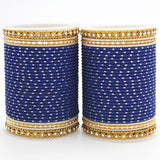 Set of 2 Traditional Partywear bangle sets for women by Leshya