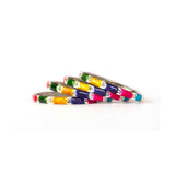 Multi-Color Meenakari Bracelet With Seven Colors
