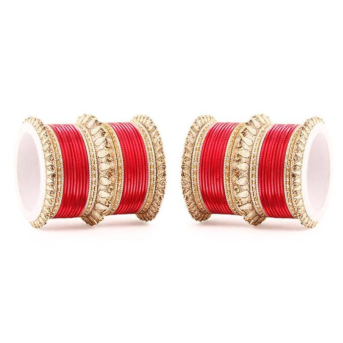 Set of 2 Royal Lac Bangle Set