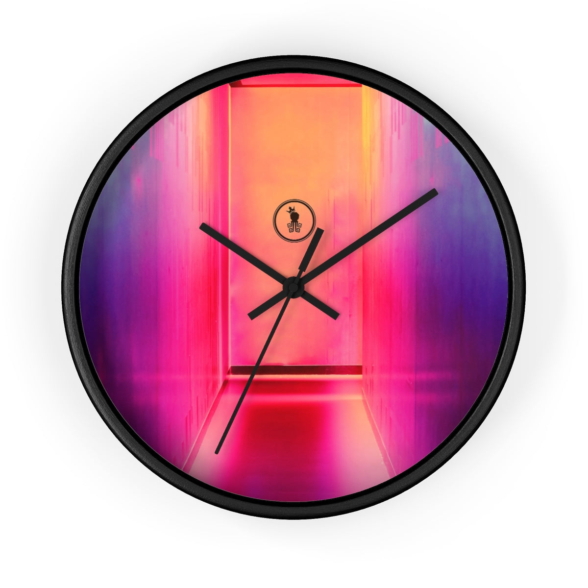 Deep Wall Clock