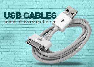 USB Cables And Converters