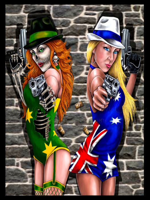 Aussie Gangster Girls
