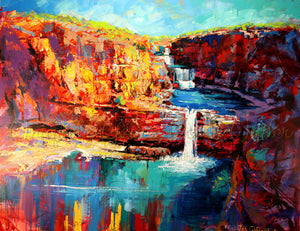 Jos Coufreur - Mitchell Falls