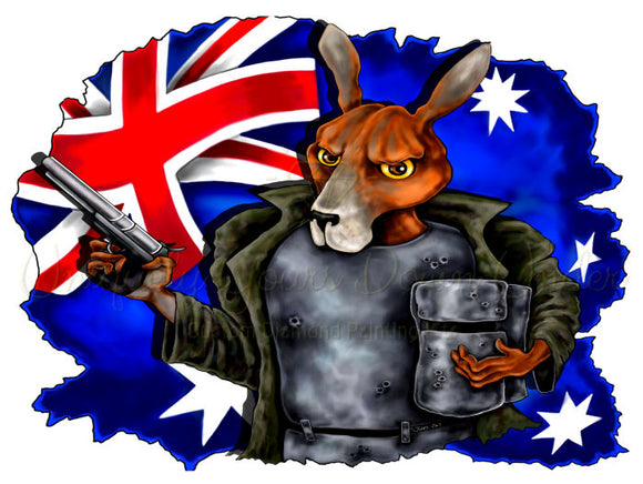 Ned Kelly Roo