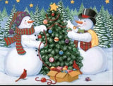 Special Christmas 4 Diamond Painting Kit