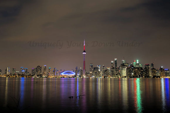 City Lights Toronto