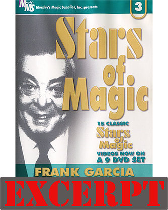 An Ambitious Card video DOWNLOAD (Excerpt of Stars Of Magic #3 (Frank Garcia))