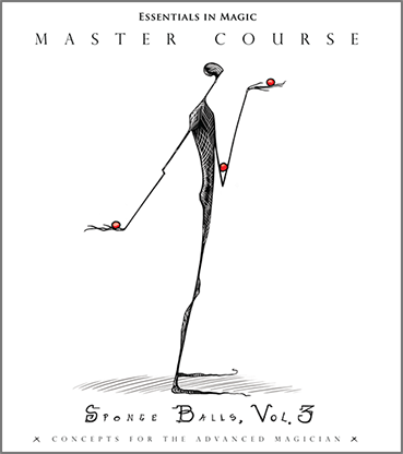 Master Course Sponge Balls Vol. 3 by Daryl  Japanese video DOWNLOAD