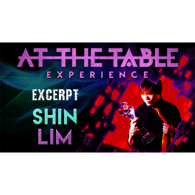 4x4 Color Change (excerpt from Shin Lim At The Table Live Lecture)- Video DOWNLOAD