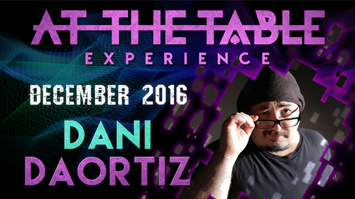 At The Table Live Lecture Dani DaOrtiz 2 December 21st 2016 video DOWNLOAD