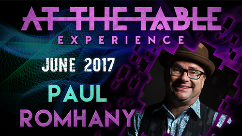At The Table Live Lecture Paul Romhany June 7th 2017 video DOWNLOAD