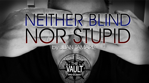 Neither Blind Nor Stupid by Juan Tamariz video DOWNLOAD