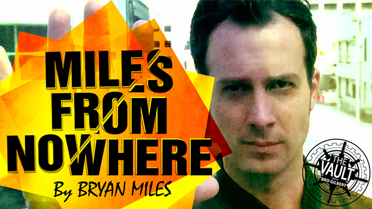 The Vault - Miles from Nowhere by Bryan Miles Mixed Media DOWNLOAD