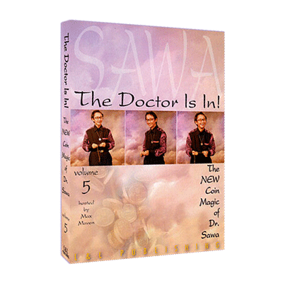 The Doctor Is In - The New Coin Magic of Dr. Sawa Vol 5 video DOWNLOAD