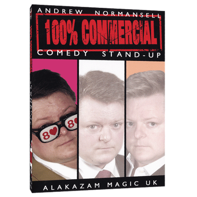 100 percent Commercial Volume 1 - Comedy Stand Up by Andrew Normansell video DOWNLOAD