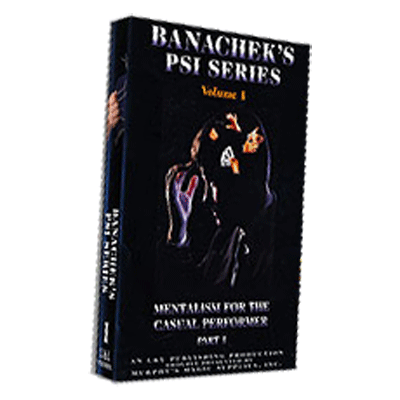 Psi Series Banachek #1 video DOWNLOAD
