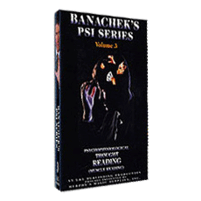Psi Series Banachek #3 video DOWNLOAD