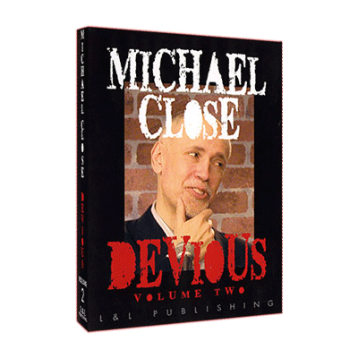 Devious Volume 2 by Michael Close and L&L Publishing video DOWNLOAD