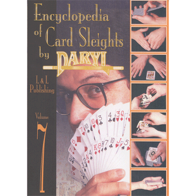 Encyclopedia of Card Sleights Volume 7 by Daryl Magic video DOWNLOAD