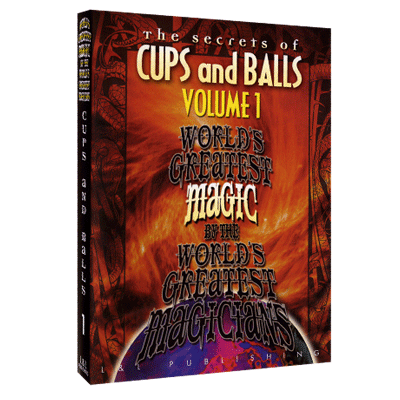 Cups and Balls Vol. 1 (World's Greatest Magic) video DOWNLOAD