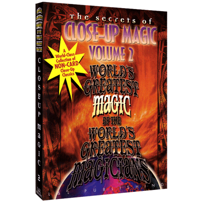 Close Up Magic No. 2 (World's Greatest Magic) video DOWNLOAD