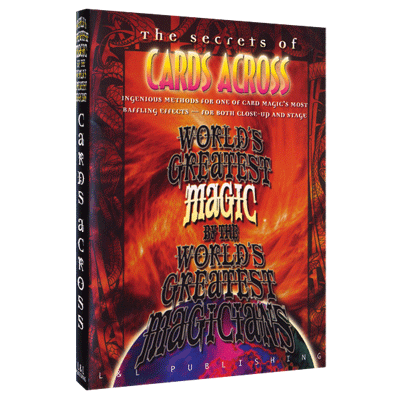 Cards Across (World's Greatest Magic) video DOWNLOAD