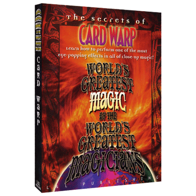 Card Warp (World's Greatest Magic) video DOWNLOAD