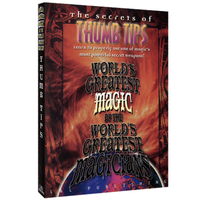 Thumbtips (World's Greatest Magic) video DOWNLOAD