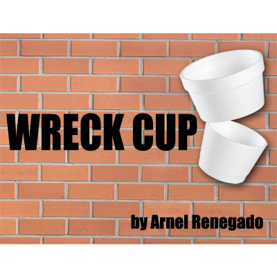 Wreck Cup by Arnel Renegado - Video DOWNLOAD