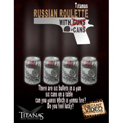 Russian Roulette with Cans by Titanas video DOWNLOAD